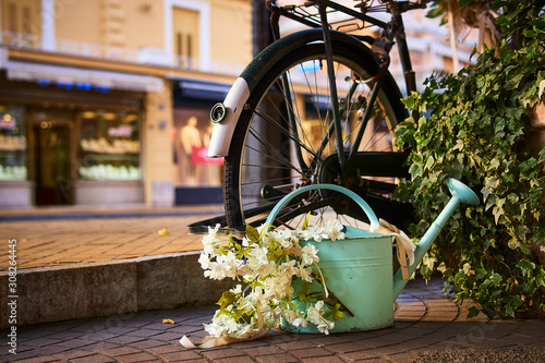 Recess Fitting Bicycle The Bike
