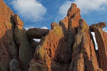 Landscape Of Balanced Rocks, G...