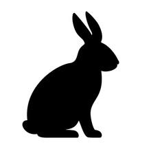 Rabbit Vector Icon