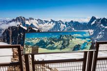 Aiguille Du Midi Mountain, Chamonix