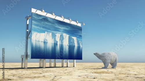 Fototapeta global warming obraz