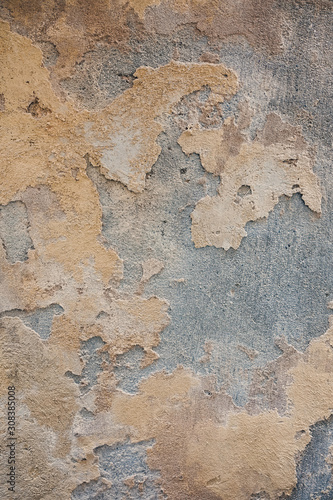 Foto auf Leinwand Alte schmutzig texturierte wand Vintage wall background useful for your design work