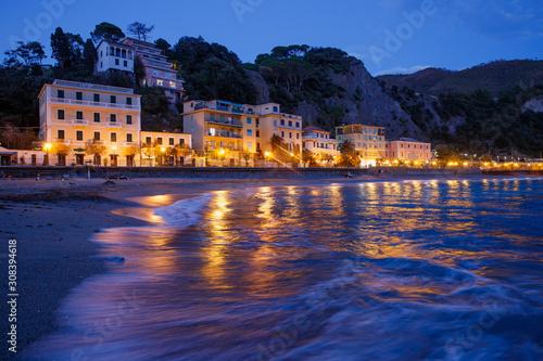 Fototapeta  Portovenere near Cinque Terre, Liguria, Italy.