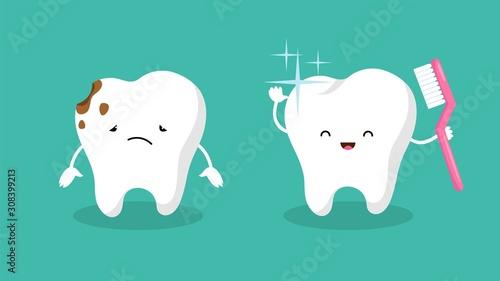 Fotografia  Teeth
