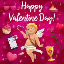 Happy Valentine Day, Love Hear...
