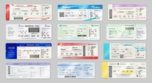 Airways Tickets And Boarding P...