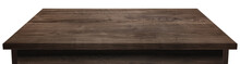 Wooden Tabletop Or Shelf Isola...