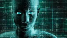 Futuristic And Sci-fi Human An...