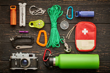 Travel Items For Hiking Over W...