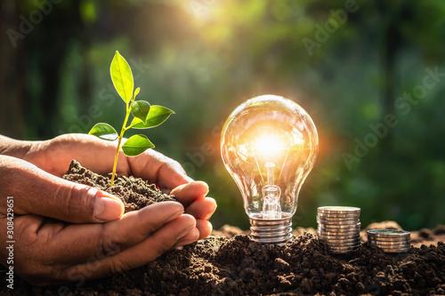 Fotografía energy concept