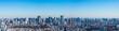(東京都-風景パノラマ)ラウンジから望む六本木側風景1