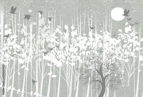 3d-tapety-drzewa-zima