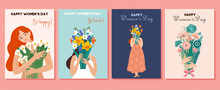 Collection Of Spring Cards. In...