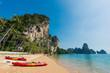 Torsay beach bei Krabi in Thailand