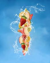 3D Illustration Of A Fresh Com...