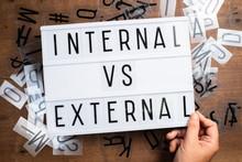 Internal VS External
