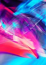 Abstract Liquid Multicolor Bac...