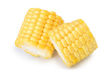 Parts Of Corn With Highlights ...