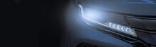 Modern Sport Car Headlight Wit...