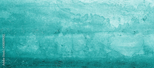 Fototapeta Hintergrund abstrakt blau türkis obraz