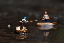 Miniature Figures, Tiny People...