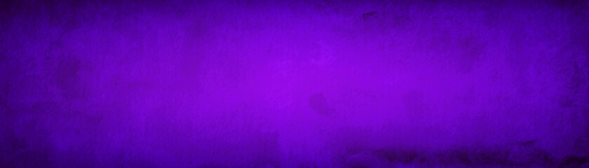 Purple background texture paper or banner design in deep purple color with wa...