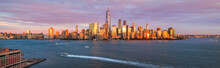 View To Manhattan Skyline From...