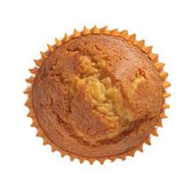 Vanilla Cupcake Close-up