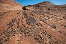 Hematite Concretions And Moqui Marbles, An Unusual Rock Formation In Grand Staircase Escalente National Monument