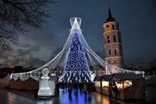 Vilnius, Lithuania - December ...