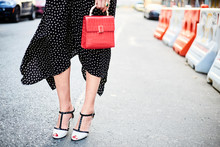 Polkadot Street Fashion