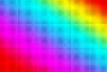 Abstract Diagonal Geometric  Colorful Gradients Background