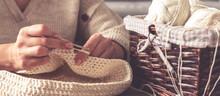 Knitting.Crocheting A Hobby An...