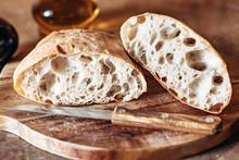 Homemade Rustic Artisan Bread ...