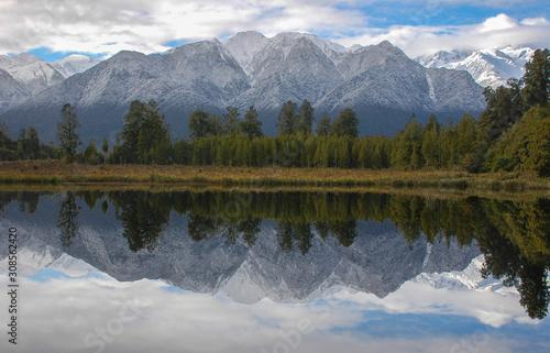 New Zealand - Matheson Lake #308562420