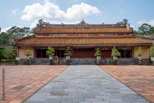 Obraz na plátně Świątynia