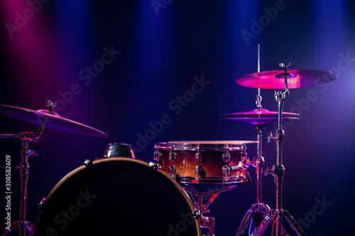 Cuadros en Lienzo Drums and drum set