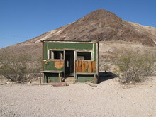 Ghost Town Death Valley Califo...
