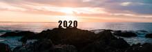 New Year 2020 On The Beach