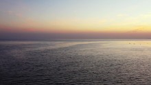 Majestic Sunset Over The Tropi...