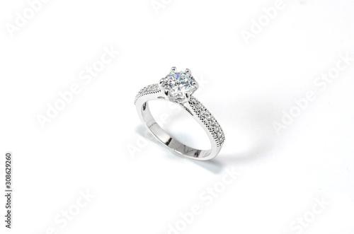 Fotografía Jewelry Diamond Ring