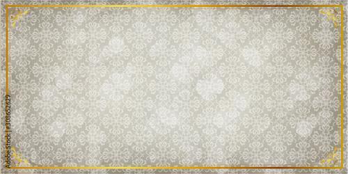 Fotografie, Obraz Frame vector