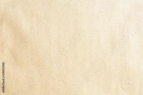 Fototapeta old brown kraft background paper texture obraz na płótnie