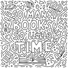So Many Books, So Little Time....