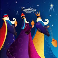 Illustration Of Epiphany (Epip...