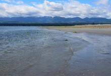 Landscape During Low Tide At G...