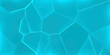 Abstract Blue Cg Background Te...