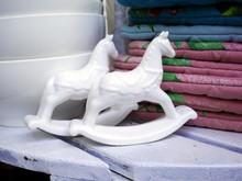 Porcelain Horses. Kitchen Uten...