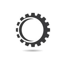 Gear Logo Vector Icon