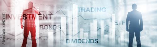 Fotomural Bonds dividends concept